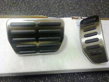 Original Audi A1 Aluminio Pedal cubre-Automático