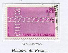 STAMP / TIMBRE FRANCE OBLITERE N° 1677 HISTOIRE DE FRANCE