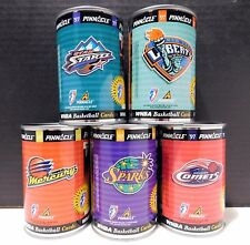NEW 1997 Pinnacle WNBA Trading Cards in a Can Women's Basketball