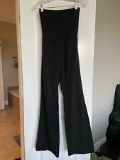Oh Baby Maternity Black Work Slacks Size S