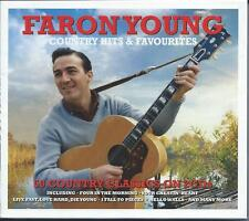 Faron Young - Country Hits & Favourites - 50 Country Classics (2CD) NEW/SEALED