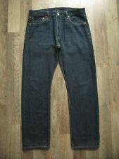 Levi's 501 Water Less big E Blue Jeans Size: W34 / L30