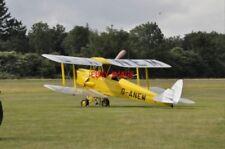 PHOTO  DE HAVILLAND DH-82-A G-ANEM AT POPHAM AIRFIELD 2013