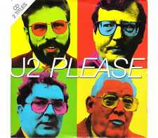 U2 - Please - CDS - 1997 - Pop Rock 2TR Cardsleeve