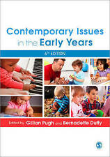 Contemporary Issues in the Early Years (Paperback), 6E