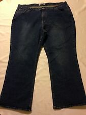 Route 66 boot cut blue jeans Women's size 26 A (waist 46 inseam 30)
