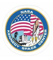 NASA Sticker Patch Decal NASA Kennedy Space Program Sticker 🇨🇦 Seller!
