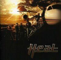 H.E.A.T. - H.E.A.T. (NEW CD)