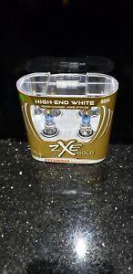 Sylvania Silverstar ZXE Gold 9006 HB4 55W Two Bulbs Head Light Low Beam Lamp NEW