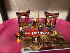 Lego Ninjago 70651 Throne Room Showdown 100% Complete with 5 Mini Figures