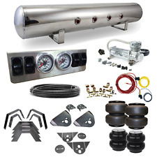 """73-79 Datsun 620 Airbag Kit - Stage 1 1/4"""" Manual Control 4 Path Air Ride System"""