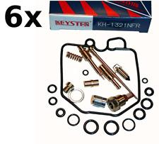 Honda cbx1000 sc06, Année de construction' 81 -'83, KEYSTER Carburateur-jeu joints étanchéité 6 Kits