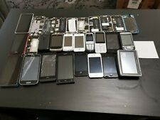 Job lot of 28 Mobile devices Nokia LUMIA HTC Apple IPHONE TOMTOM Batch 15