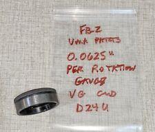 Emco Maximat Fb 2 Mill Vma Parts Leadscrew Gauge Imperial 00625 D24u