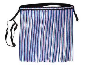 New Elasticated Fly Fringe. No Headcollar Needed. All Sizes and Colours,
