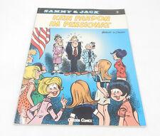 Carlsen Comics - Sammy & Jack - 1. Auflage 1991 - Album Band 7 - beschriftet