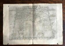 Europa Tabula VI. De Italia. 1561/1574