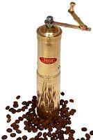 "Traditional SOZEN Turkish Handmade Coffee Grinder Mill Large Straight 22.5 cm 9"""