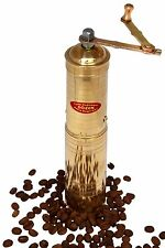 Traditional SOZEN Turkish Handmade Coffee Grinder Mill Large Straight 22.5 cm 9""