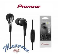 PIONEER SE-CL502T-K CUFFIE AURICOLARI MICROFONO Jack 3.5mm NERO > iPHONE ANDROID