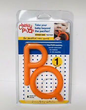 Chewy Ps & Qs Orange For Sensitive New Gams 4-24 Months Old