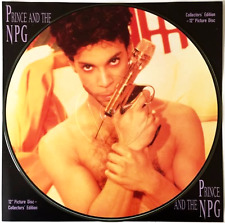 """PRINCE & THE NEW POWER GENERATION - Money Don't Matter 2 Night (12"""") Pic Disc"""