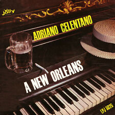 ADRIANO CELENTANO A New Orleans LP italian beat pop