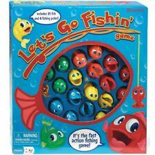 Pressman Toys Lets Go Fishin Board Game - PRE005506
