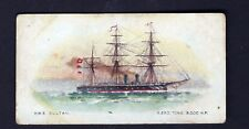 """WILLS - SHIPS (NO """"WILLS"""" ON FRONT) - HMS SULTAN"""