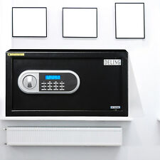 Digital Deposit Safe Box Depository Cash Vault Lock Home Security Electronic Box
