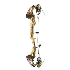 New 2018 PSE Evolve 31 Compound Bow 70# Right Hand Kryptek Highlander Camo