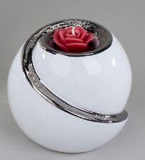 Deko-Kerzenständer & -Teelichthalter mit Kugel mittlerer Teelichter