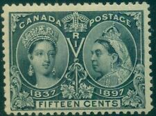 CANADA #58 Mint Hinged, VF, Scott $260.00