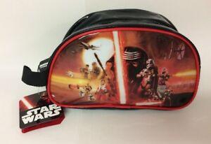Disney Star Wars Toiletry Bag Force Awakens New With Tags Kylo Ren Darth Vadar