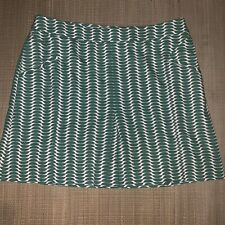 BODEN Circle Skirt Woman's US 14r UK 18r Green