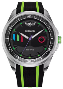Citizen Disney Pixar Toy Story Buzz Lightyear Special Limited Edition Watch PLUS