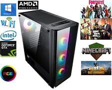 Gaming Computer PC AMD Ryzen 5 3600 , 32GB RAM, 500gb hdd, gtx 1060