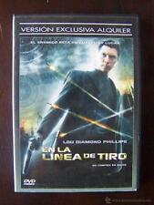 DVD EN LA LINEA DE TIRO (EDICION DE ALQUILER) LOU DIAMOND PHILLIPS (5Z)