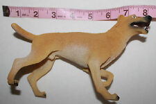"1/6 Scale dog Golden Retriever for use with 11"" or 12"" inch action figure"