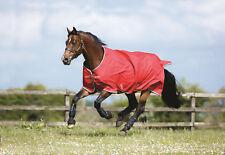 Horseware Amigo Hero-6 Tournout Lite 0gr Outdoordecke Regendecke 145cm Black