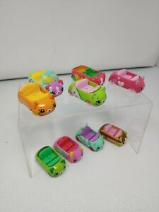 Shopkins Cutie Cars Freezy Riders: Soft Swerve Strawberry Scoupe Zippy Popsicle