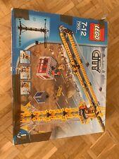 Boite Vide Lego City Grue de Chantier Set 7905 Boîte Abîmée