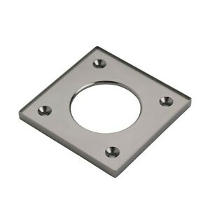 IMMIX Newel Base Connector for 90mm Newels in Gun Metal
