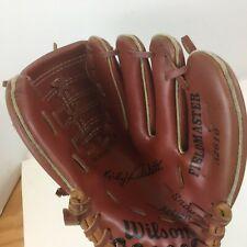 Wilson Baseball Glove Kirby Puckett Field Master A2610 Boy S 8.5 Right Handed