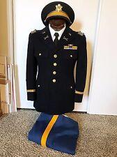 WWII U.S. ARMY OFFICER'S DRESS UNIFORM - LTC CAVALRY