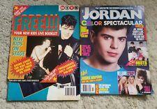 Jordan Knight Magazine Lot