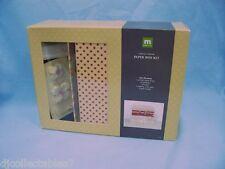 Making Memories Photo Decor Paper Box Kit NEW Never Opened 50% SALE