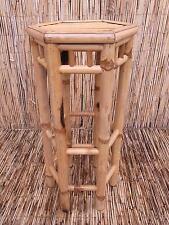 Bambushocker Bambus Bambustisch Blumenhocker Hocker Stuhl Lai Tao 40 x 76 cm