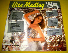 PHILIPPINES:HITS MEDLEY '85 LP,Medley COVER VERSIONS of MADONNA,PRINCE,RARE,OOP