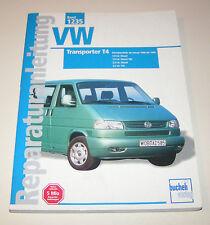 Reparaturanleitung VW Transporter T4 / Bus / Bulli - Dieselmodelle - ab 1996!